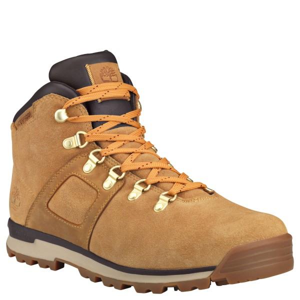 GT Scramble Mid Leather WP - Schuhe - Herren - Timberlan - Mocc Brown - Schuhe - Winterschuhe und Stiefel - Winterschuhe - Winterschuh