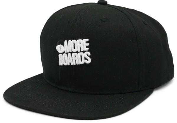 MBranded - Snapack Caps - Moreboards - Unisex - Black - Accessories - Caps Mützen und Hüte - Caps - Snapback Cap