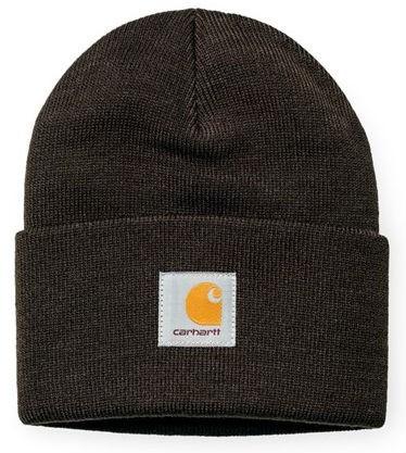 Carhartt - Acrylic Watch Hat - Accessories - Mützen - Beanies - tabacco