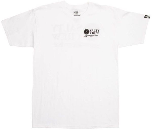 Ensign SS - T-Shirt - Men - White