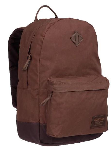 KETTLE PACK - burton - COCOA BROWN WXD CNVS - Rucksack