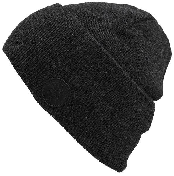 Volcom - Playmor Beanie - Accessories  -  Mützen  -  Beanies - heather black