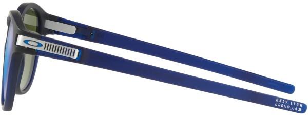 Oakley - Latch - Accessories - Sonnenbrillen - Matte Translucent Blue