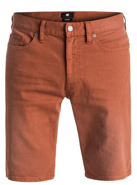 DC - Colour Shorts - Herren Shorts - Ginger Bread
