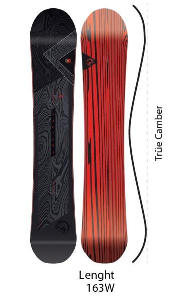Nitro - Pantera - Boards & Co - Snowboards - Snowboards - All Mountain Camber - no color