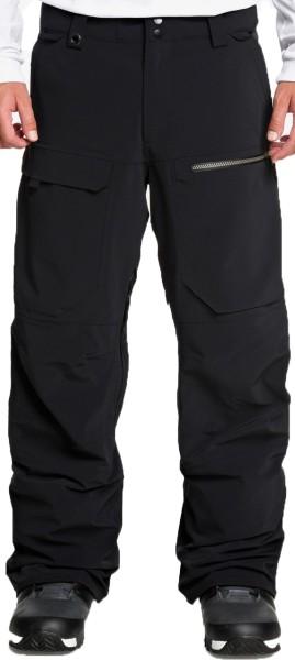 TR STRETCH PT - Quiksilver - BLACK - Snowboardhose