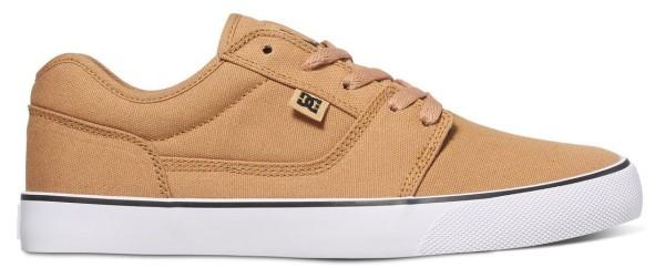 DC - Tonik TX - Herren - Low Top Sneaker - Camel/Black