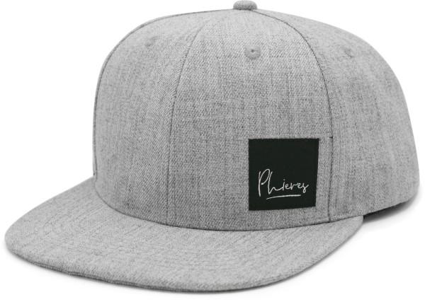 PhOrig Had - Phieres - Grey - Snapback Cap - Unisex - Accessories - Caps Mützen und Hüte - Caps - Snapback Cap