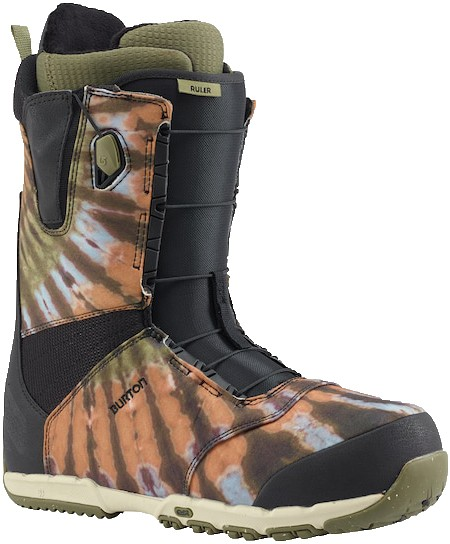 Burton - Ruler - Boards & Co - Snowboards - Snowboard Boots - Freestyle Boots - black/multi