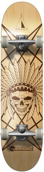 Moreboards - Indianer - Boards & Co - Skateboard - Skateboard Decks - Complete Skateboards - indianer