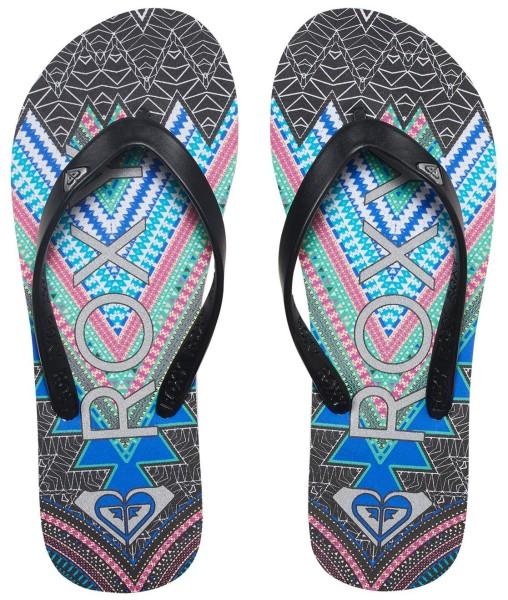 Roxy - Tahiti - Damen - Flip Flop - Black/Print