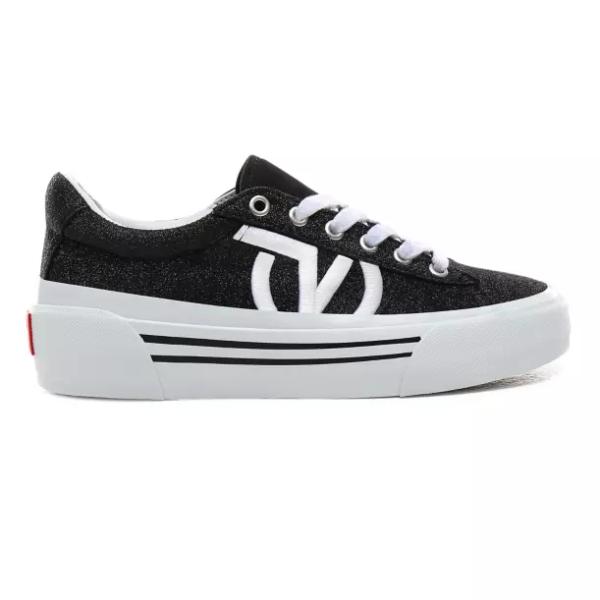 UA Sid NI - Vans - Black/True White - Sneaker