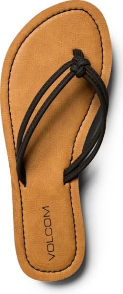 Volcom - FOREVER 3 Sandales - Damen - Flip Flops - Sandalen