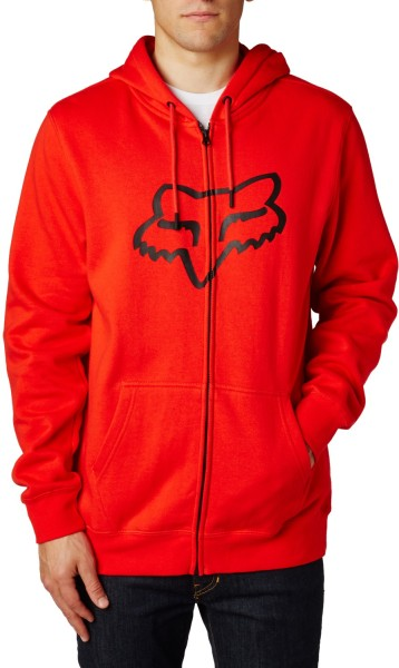 LEGACY FOX HEAD ZIP FLEECE