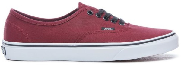 Authentic - Vans - port royale/black - Sneakers