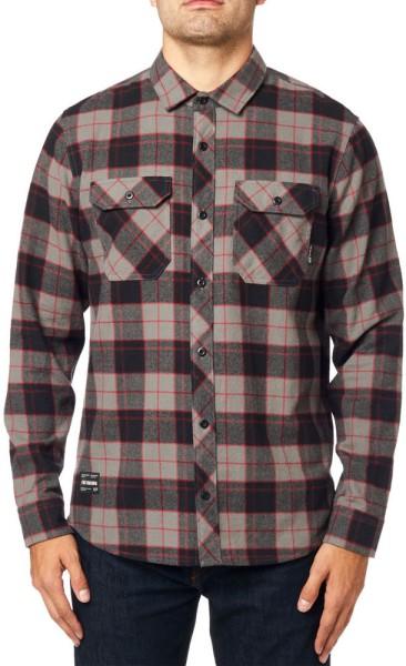 Fox - Traildust 2.0 - Streetwear - Polos und Hemden - Hemden - Langarmhemd - ptr