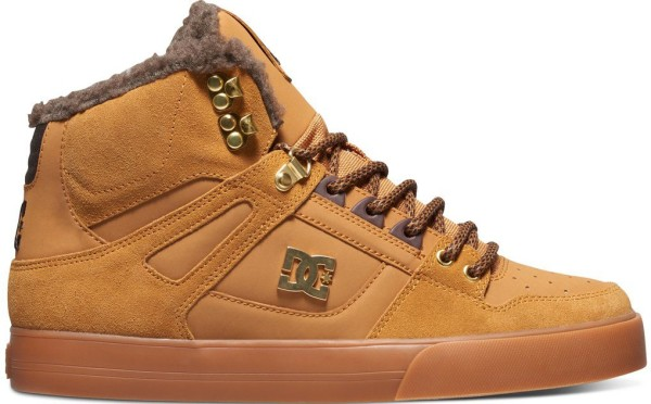 DC - Spartan High WC - Schuhe - Sneakers - Sneakers High - Wheat/DK Chocolate - DC Spartan High WC wheat/dk chocolate Sneaker High - Spartan High WC wheat/dk chocolate Sneaker High von DC