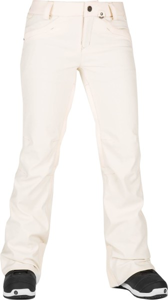 Species Stretch Pant - Volcom - Damen - Bone - Snowwear - Funktionshosen - Snowboardhosen