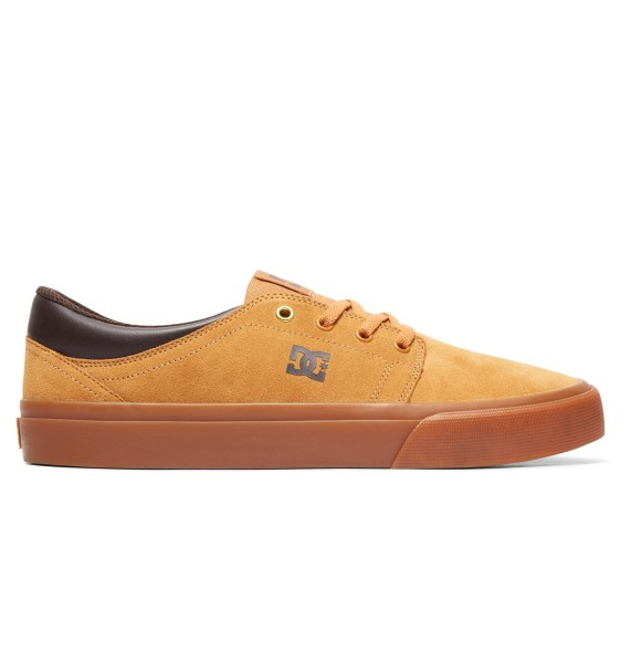 DC - TRASE S M SHOE BNG - Schuhe - Sneakers - BROWN/GUM