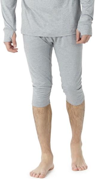 Burton - Mid weight shant pant - monument heather - grau