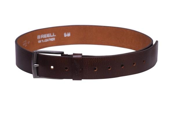 Reell - Grain Belt - dark brown - braun - grain gürtel reell - reell gürtel - reell schwarzer gürtel - gürtel von reell - reell accessoires