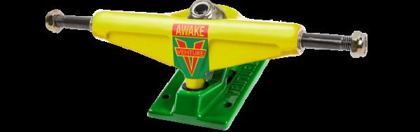 Venture - OG Awake - Skateboards - Skateboard Achsen - Skateboard Achsen - gelb/grün - Venture Skateboard Achsen - Skateboard Achsen von Venture