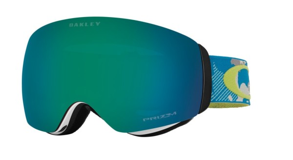 Oakley - Flight Deck XM - Snowgoggle - Ci Camo Blue - Prizm