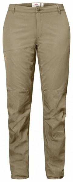 Fjällräven - Abisko Lite - Streetwear - Hosen - Regular Pants - Savanna