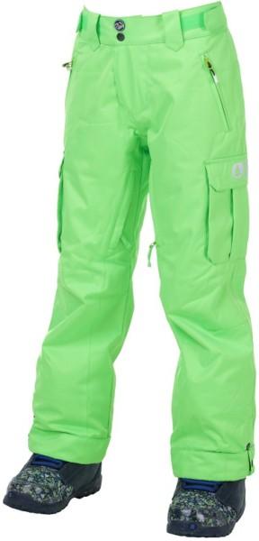 Picture - Other Pant - neon green - grün - kinder snowboardhose - funktionshosen kinder - grüne snowpant kids