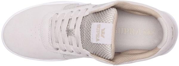 Supra - Ellington LT - Herren - Skateschuh - Sneaker - Grey - White