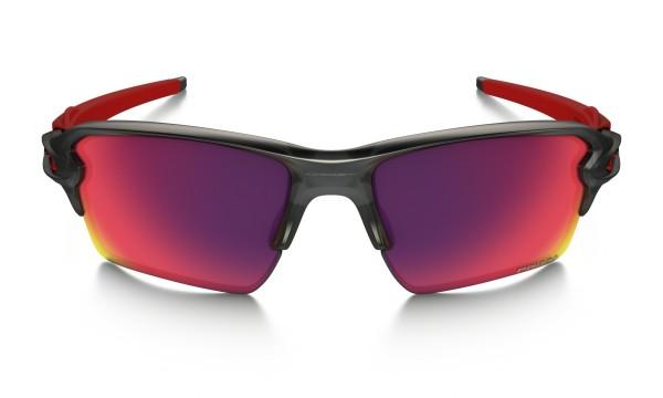 Oakley - Flak 2.0 XL - Sonnenbrille - matte gray smoke