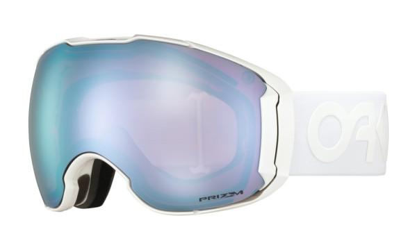 Airbrake XL - Factory Pilot Whiteout - Prizm™ Snow Sapphire Iridium