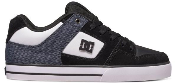 DC - Pure Se - Herren Low Top Schuh - Skateschuh - Black/White