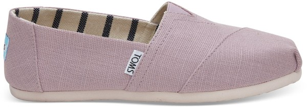 Toms - Alpargata - Schuhe  -  Straßenschuhe  -  Slippers - soft lilac heritage
