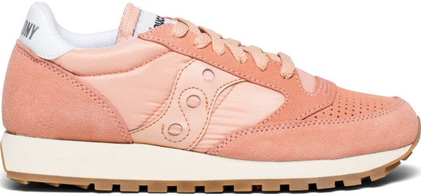 Saucony - Jazz Original Vintage - peach - Schuhe - Sneakers