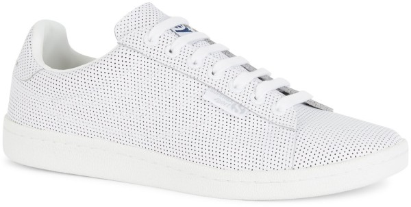 Superga - 4832 Lendl Perfle - Schuhe - Sneakers - Total White