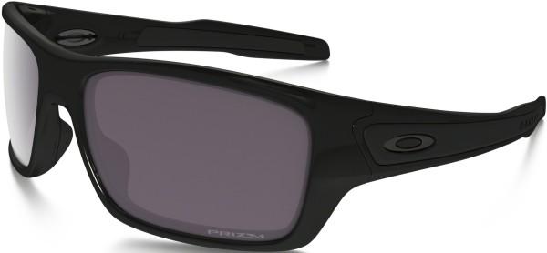 Oakley - Turbine - Sonnenbrille - Prizm - polished black with prizm iridium - sonnenbrillen von oakley - herren brillen von oakley