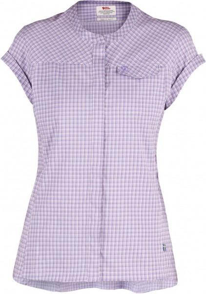 Fjällräven - Abisko Strech - Streetwear - Shirts & Tops - T-Shirts - orchid