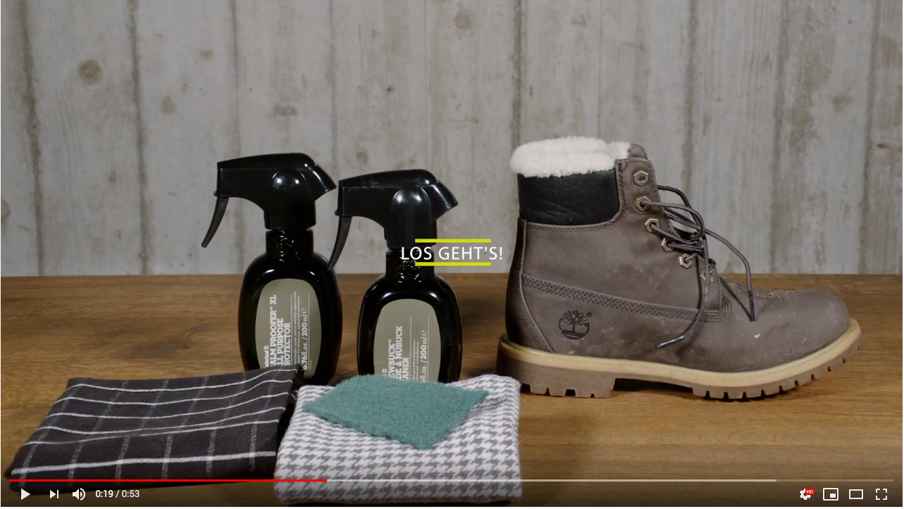Timberland Cleaning