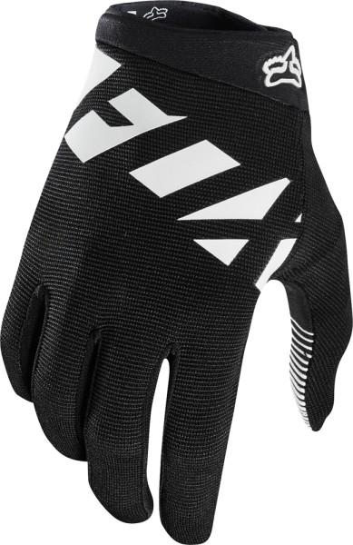 Fox - Youth Ranger Glove - black white - schwarz - accessoires - gloves