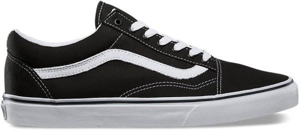 U OLD SKOOL - Schuhe - Vans - Black-White
