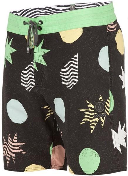Volcom - Polka Slinger - Beachwear - Badehosen - Boardshorts - multi