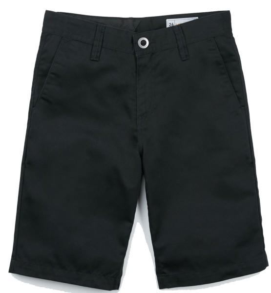 Volcom - Frickin Chino Short - Streetwear - Shorts - black