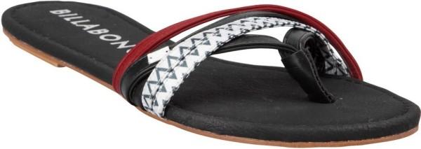 Billabong - Benito - schwarz - black - Billabong Flip Flops - Flip Flops von Billabong - schwarze Sandalen von Billabong - Damen Schuhe