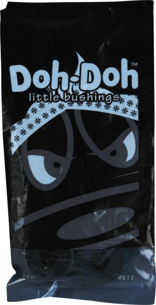 Creature - Bushings Doh-Doh 100A - Boards & Co - Skateboard - Skate Zubehör - Black
