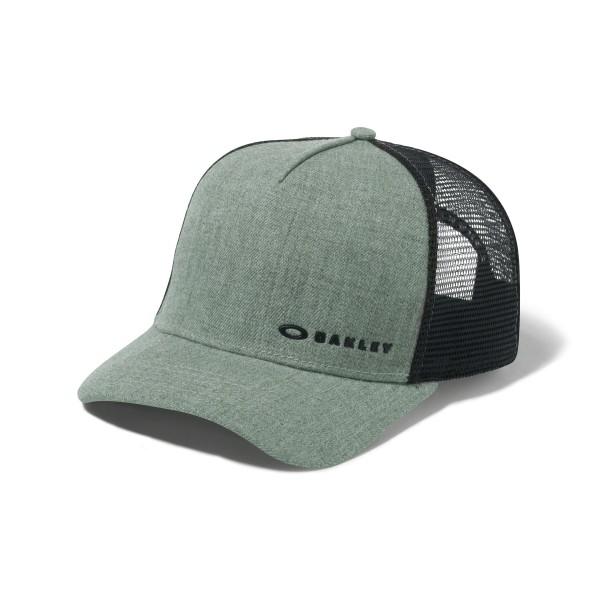 Oakley - Chalten - Accessories - Caps - Snapback Caps - grigio scuro - Oakley Chalten grigio scuro Snapback Cap - Chalten grigio scuro Snapback Cap von Oakley