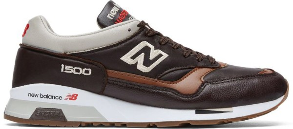 M1500GNB - New Balance - brown - Sneaker