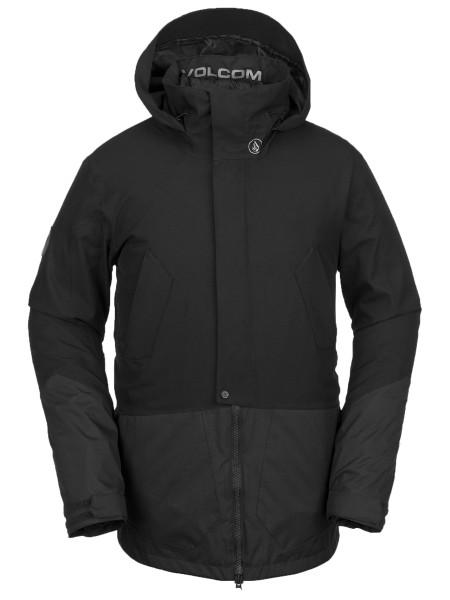 Pat Moore 3-In-1 Jacke - Volcom - Herren - Black - Snowwear - Funktionsjacken - Snowboardjacken