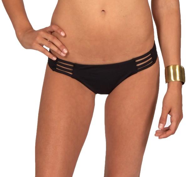 Billabong - SOL Searcher Tropic - Beachwear - Bikinis - Bikini Hosen - black pebble