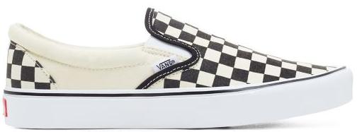 Vans - Slip On Lite - Schuhe - Sneakers - checkerboard black/white